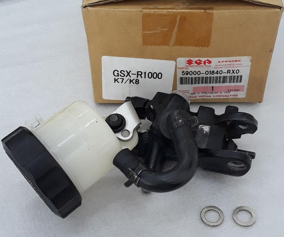 Kit Recall Suzuki Gsxr 1000 K7 / K8 Original Novo
