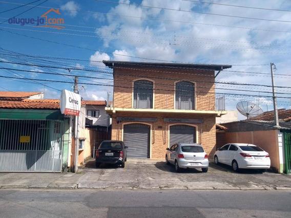 Ponto Para Alugar, 250 M² Por R$ 4.800,00/mês - Jardim Satélite - São José Dos Campos/sp - Pt0307