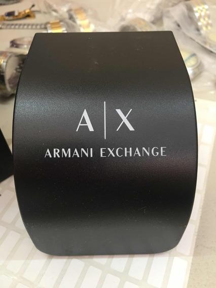 Reloj Armani Modelo Nuevo Combinado