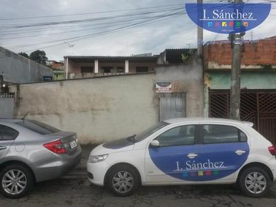 Casa Para Locação Em Itaquaquecetuba, Parque Residencial Scaffid Ii, 1 Dormitório, 1 Banheiro - 190102a