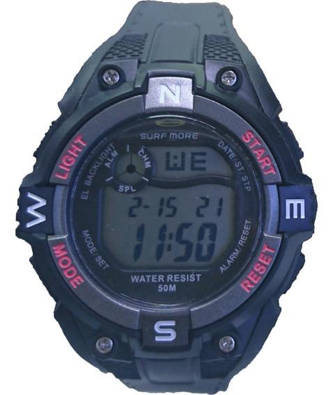 Relógio Surf More Masculino 6554491f Pr Original Barato