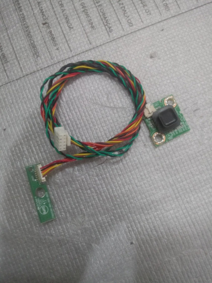 Teclado E Sensor Tv Aoc Le32h1461