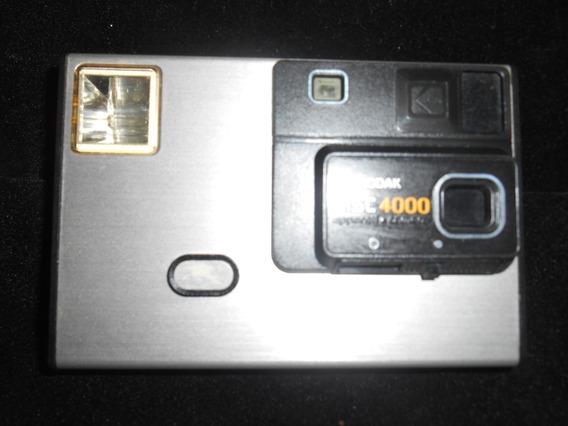 Maquina Fotografica Kodak Disk 4000 Antiga Para Colecionador