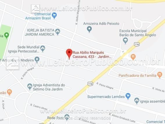 Capão Do Leão (rs): Terreno + Prédio Comercial Dcocs