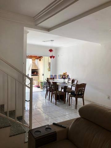 Casa Com 3 Dormitórios À Venda, 100 M² Por R$ 399.000,00 - Jardim Novo Campos Elíseos - Campinas/sp - Ca2227