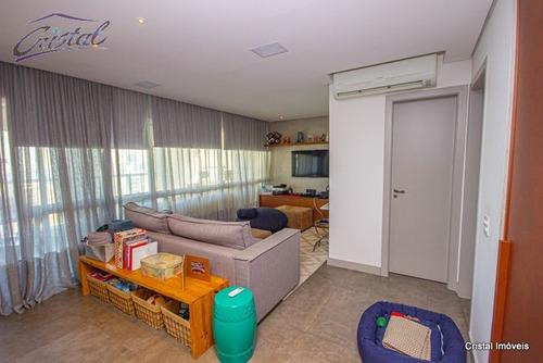 Imagem 1 de 15 de Apartamento Para Venda, 2 Dormitórios, Pinheiros - São Paulo - 23384