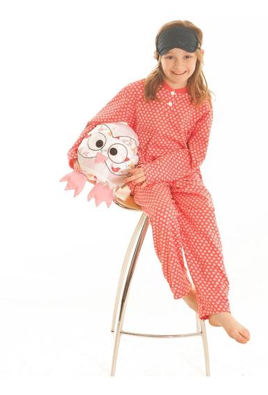 Pijama Nena Invierno Yacard Pesado Cuotas