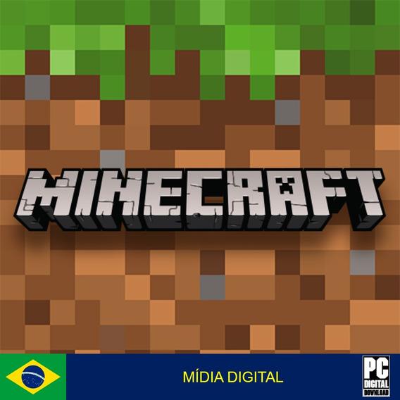 Minecraft Pc Original Envio Digital Imediato!