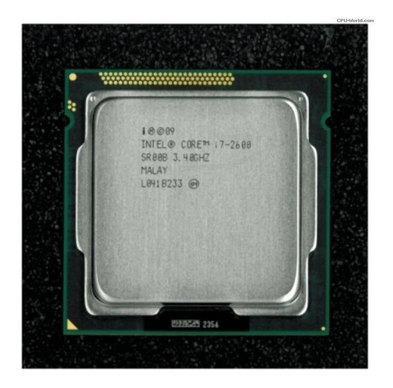Processador 1155 I7 2600 3.4 Ghz