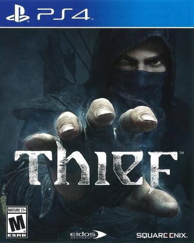 Thief Ps4 Juga Con Tu Usuario-entrega Inmediata