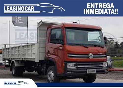 Volkswagen 9-170 Volcadora De 3 Y 6 Mts3 (sin Urea) 2021 0km