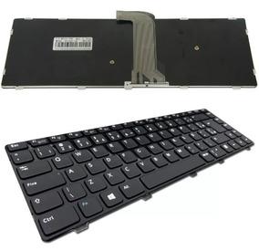 Teclado Para Notebook Dell Inspiron 14r 3421 3437 5421 5437