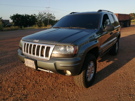 Jeep Grand Cherokee Límited 8 Cilindros 2004