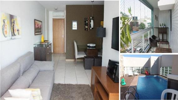 Apartamento Em Santa Lúcia, Vitória/es De 95m² 3 Quartos À Venda Por R$ 510.000,00 - Ap206806