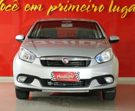 Fiat Grand Siena Attractive 1.4 Flex Manual   Baixa Km