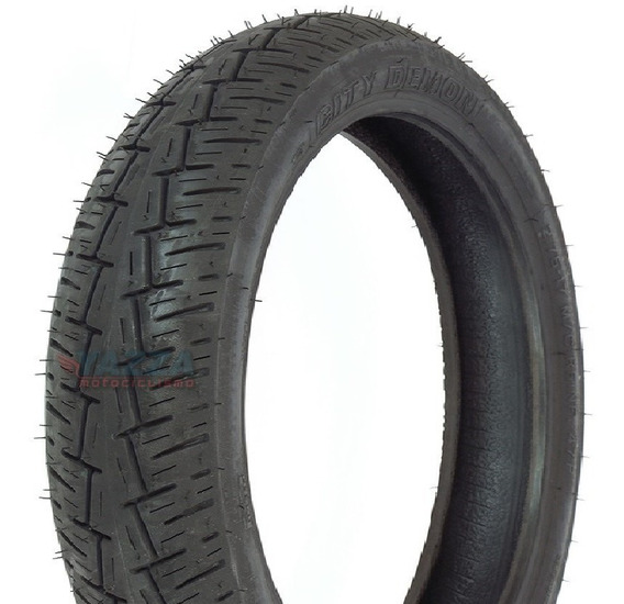 Pneu Traseiro Dafra Kansas 150 Pirelli 3.50-16 City Demon