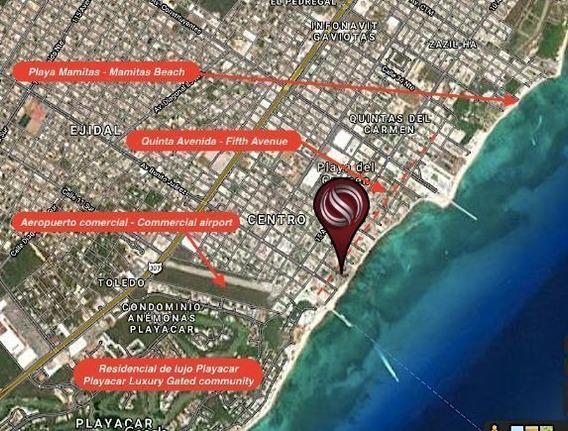 Terreno En Venta Uso Comercial-residencial A Pasos Del Mar Y