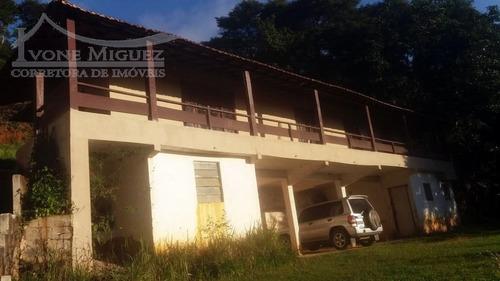 Imagem 1 de 15 de Casa Em Palmares  -  Paty Do Alferes - 2602