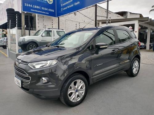 Imagem 1 de 15 de Ford Ecosport 2.0 Titanium 16v Flex 4p Automático