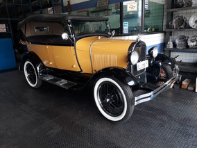 Ford 1929 Todo Original