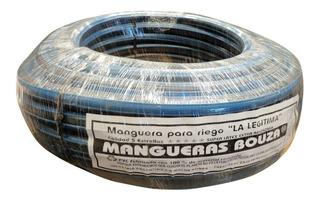 Manguera Rollo Riego 3/4 X 25 Metros Pvc Reforzada