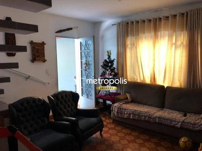 Sobrado Com 3 Dormitórios À Venda, 120 M² Por R$ 420.000 - Jardim Maria Estela - São Paulo/sp - So0498