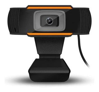 Camara Web Pc Notebook Usb Mic Windows Mac Hd Webcam