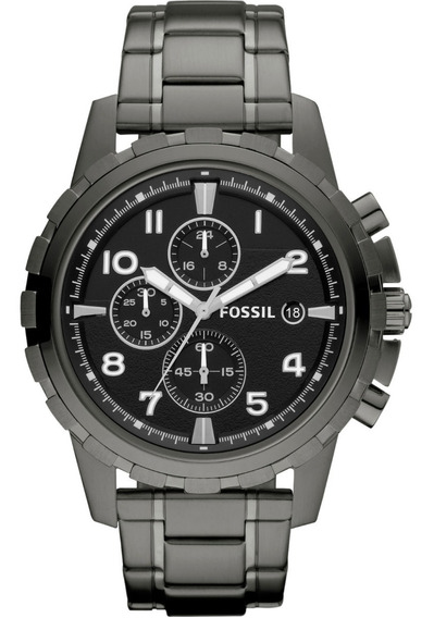 Relógio Fossil Masculino Dean - Fs4721/4pn Nfe