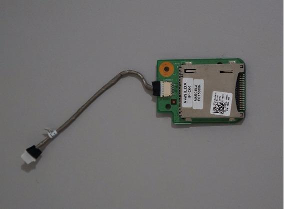Leitor Cartão Dell Inspiron N5010 Original
