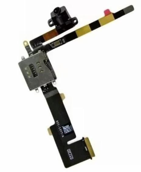 Cabo Flex Audio +slot Sim Card Chip iPad 2 3g