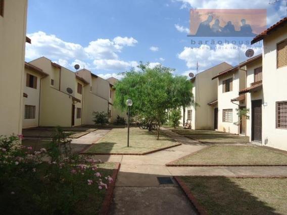 Casa Com 2 Dormitórios À Venda, 60 M² Por R$ 300.000,00 - Condomínio Bairro Alto - Campinas/sp - Ca0760