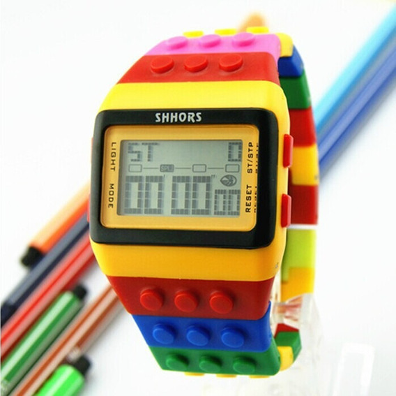 Nuevo Reloj Shhors Tipo Leg!! Padrísimo Diseño!! Super Moda!