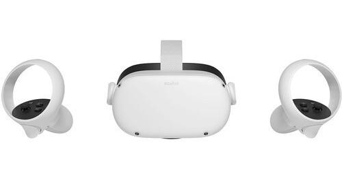 Oculus Quest 2 Auriculares Avanzados De Realidad Virtual