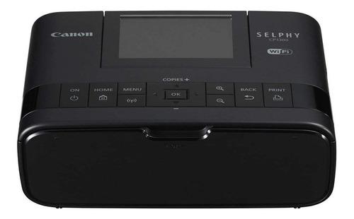 Impressora Fotográfica Canon Selphy Cp1300 Com Wi-fi