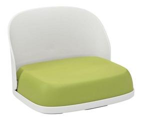 Assento Booster Com Encosto Infantil Verde - Oxo Tot