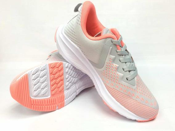 Zapato Zapatos Deportivo Para Dama Marca Olimps Rosado