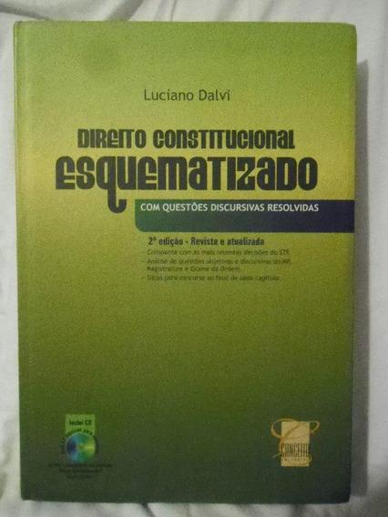Direito Constitucional Esquematizado - Luciano Dalvi
