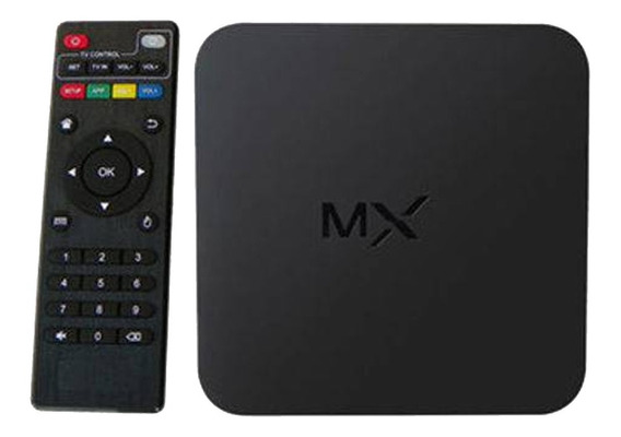 Transforme Sua Tv Em Smart Conversor Box 4k Android 2 Gb Ram