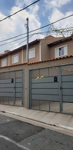 Sobrado À Venda, 65 M² Por R$ 315.000,00 - Capão Do Embira - São Paulo/sp - So0053