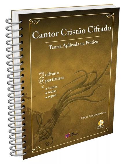 Cantor Cristão Cifrado E Partituras Teoria Aplicada Prática