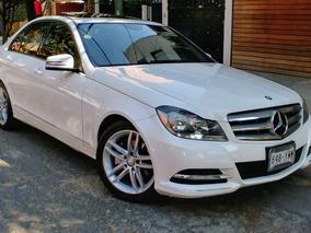Mercedes Benz Clase C 1.8 200 Cgi Sport At 2013