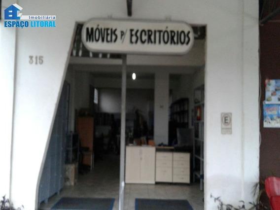 Ponto Comercial, Pontal De Santamarina, Caraguatatuba - Pt00039 - 4946433