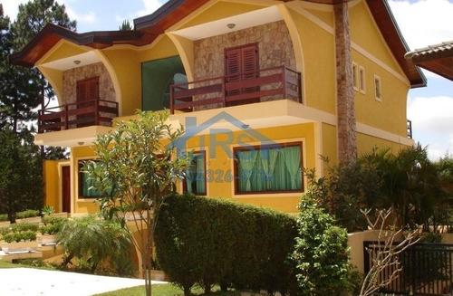Imagem 1 de 17 de Sobrado Com 4 Dormitórios À Venda, 470 M² Por R$ 1.850.000 - Residencial Das Estrelas - Barueri/sp - So1153
