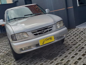 Chevrolet S-10 Pick-up De Luxe Cd 4.3 Sfi 4p 1998