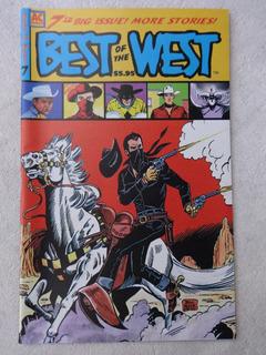 Best Of The West Nº 7 - Wild Bil Hickok - Durango Kid - 1999