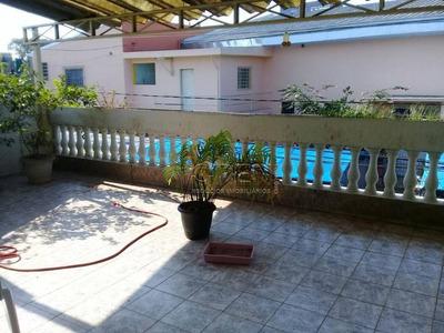 Sobrado Com 4 Dormitórios À Venda, 265 M² Por R$ 600.000 - Rudge Ramos - São Bernardo Do Campo/sp - So1815