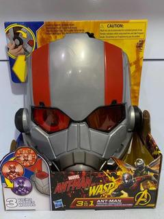 Máscara De Brinquedo Homem Formiga Ref E0842