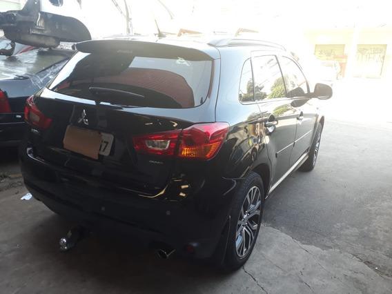 Mitsubishi Asx 2015 4x4 Km Baixo