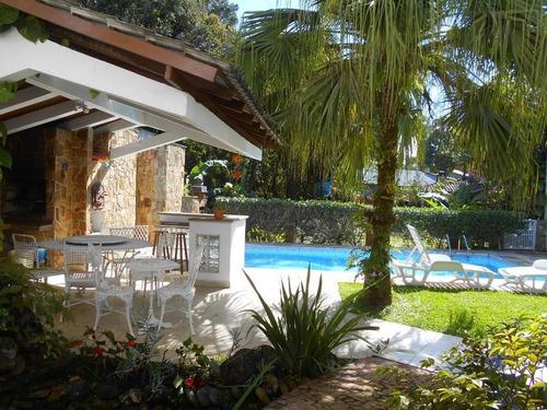 Casa Com 4 Dormitórios À Venda, 388 M² - Riviera De São Lourenço - Bertioga/sp - Ca2958