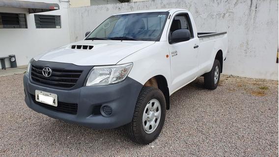 Toyota Hilux 3.0 Diesel -2015- 4x4 Cs - Un. Dono - Excelente